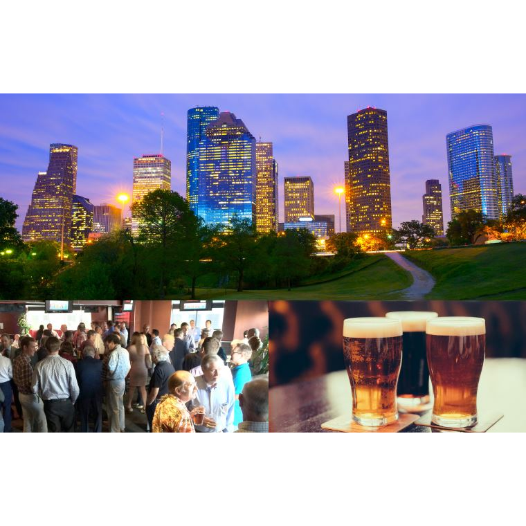 GSH Icebreaker 2018 at St Arnold Brewery - Sep 27th